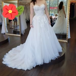Wedding Dress Martina Liana 1048